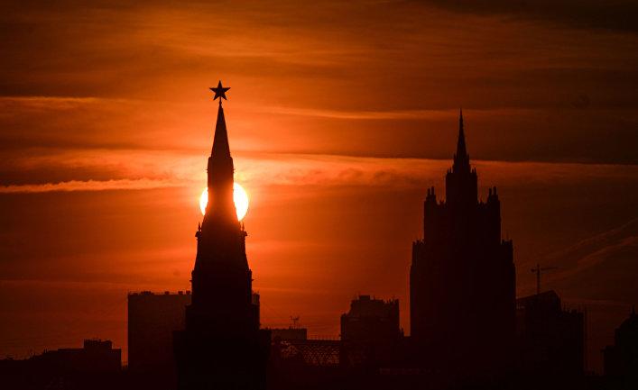 Кремль никогда не откажется от Крыма