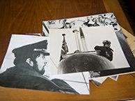 Старые фотографии Джон Жанетт в бытность работы капитаном подводной лодки