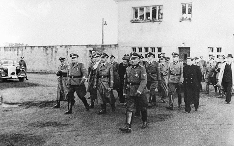 Концентрационный лагерь Заксенхаузен