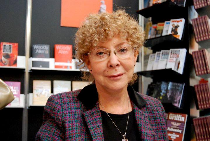 Польская журналистка и писательница Кристина Курчаб-Редлих