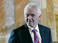 Совладелец компании Gunvor, президент хоккейного клуба СКА Геннадий Тимченко, архивное фото