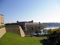 Замок в г. Нарва, Эстония