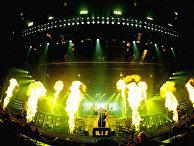 Концерт группы Rammstein