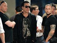 Фронтмен немецкой группы Rammstein Тилль Линдеманн