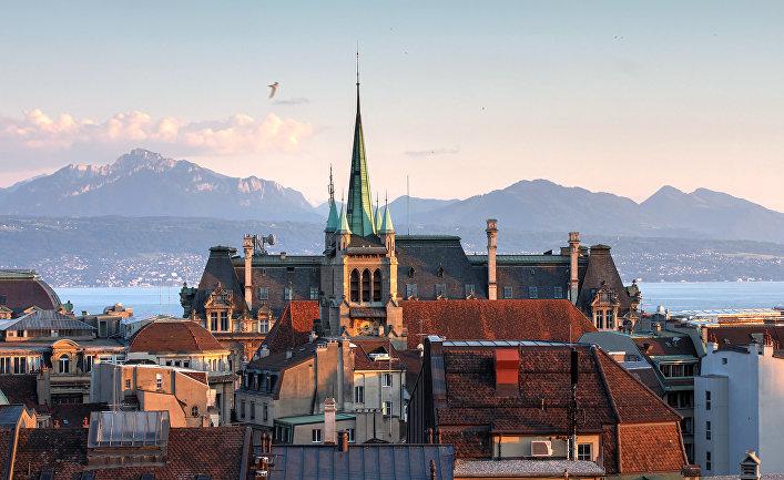 Лозанна, Швейцария