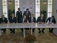 Подписание Соглашения о ликвидации СССР и создании Содружества Независимых Государств