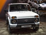 Автомобиль Lada Niva Urban