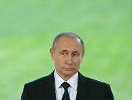 Рабочий визит президента РФ Владимира Путина в Финляндию