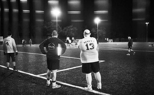 Футболисты Толстой лиги из Бирмингема
