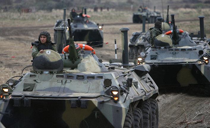 Оперативно-стратегические учения «Запад-2009»