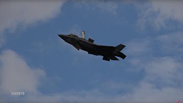 Премьера F-35 на Фарнборо-2016