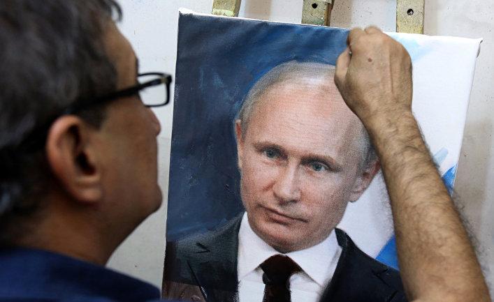 РФ иСША вскором времени могут объявить одоговоренности поСирии— Владимир Путин