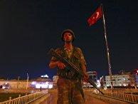 Военные в Стамбуле