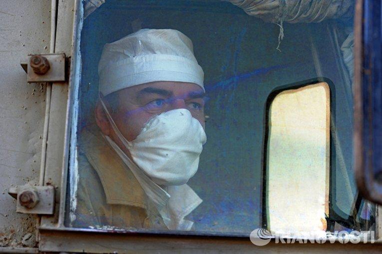 Консервация хранилища радиоактивных отходов ПО «Маяк»