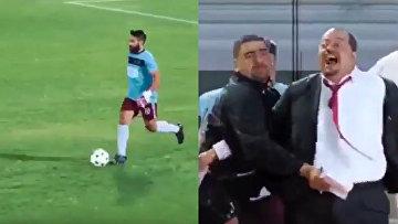 Арабский футбол
