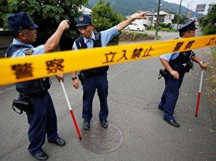 Кровавая бойня в японском доме инвалидов