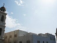 Мечети и христианские храмы в Дамаске