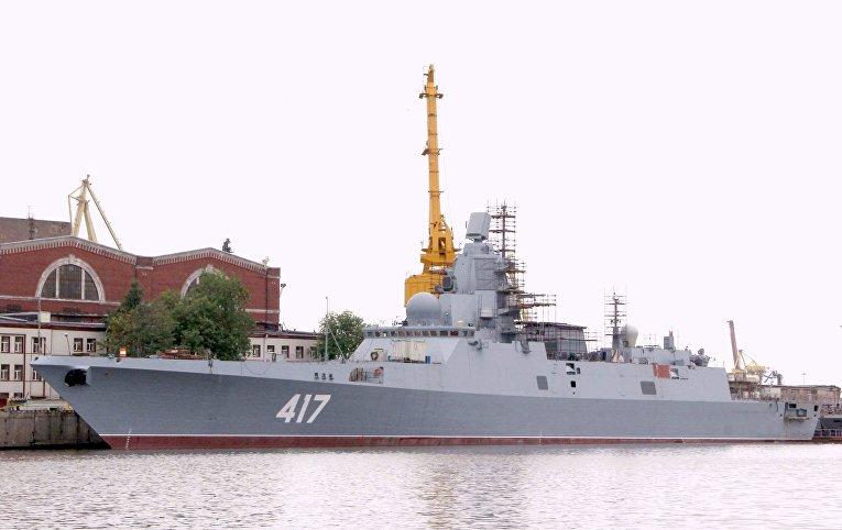 "Фрегат проекта 22350 ""Адмирал Горшков"""