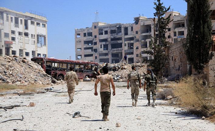 Геополитический провал США. Конвульсии Запада в Алеппо