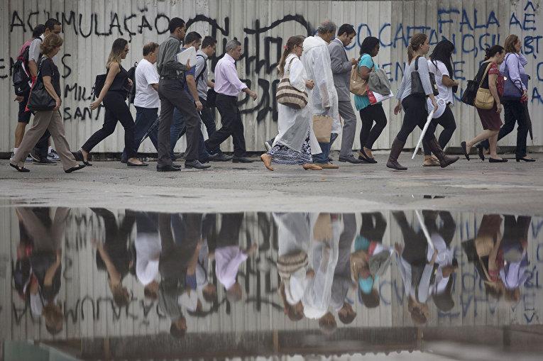 Бразилия на грани экономического краха