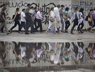 Улица в Рио-де-Жанейро