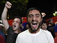 Шествие гражданских активистов в Ереване