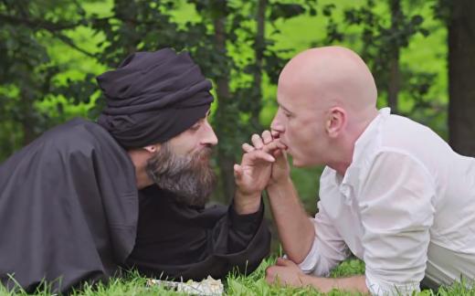 О гейской любви лидера ИГИЛ