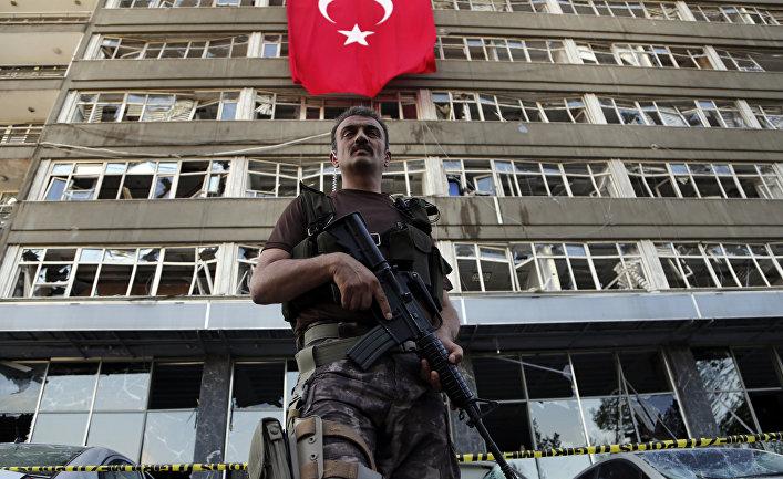 Анкара прокомментировала возможное решение Брюсселя озаморозке переговоров
