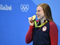 Олимпиада 2016. Плавание. Третий день