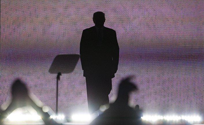 Трамп: Американцев ограничат вправах наношение оружия