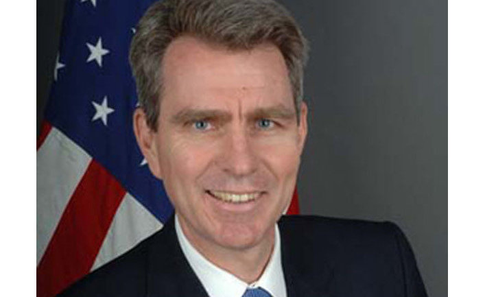 Посол США в Украине Джеффри Пайетт