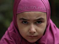 Девочка из дагестанского села Гимры