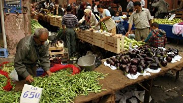 Рынок в Стамбуле