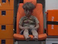Омран Дакниш из Алеппо