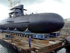 Французская атомная подводная лодка класса «Скорпен»