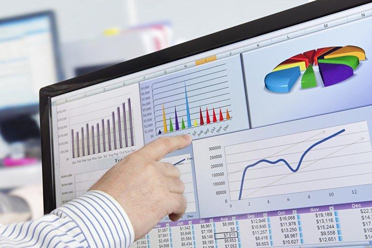Изучение экономических показателей