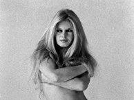 Французская актриса Брижит Бардо в 1968 году