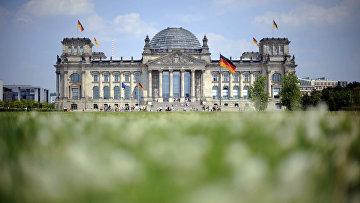 Здание Бундестага (Федерального Собрания Германии)