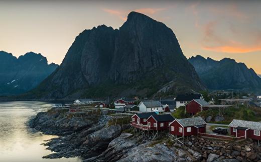 Драматическая красота Норвегии
