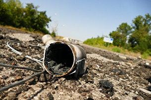 Фотограф DN с места событий: в Донецке снова стреляют