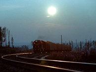 Байкало-Амурская магистраль