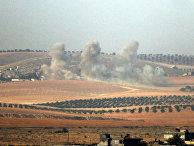 Операция по освобождению от боевиков террористической группировки «Исламское государство» северного сирийского города Джераблус