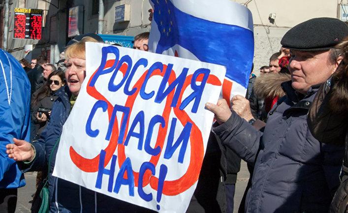 Реально русская жена обслужила толпу