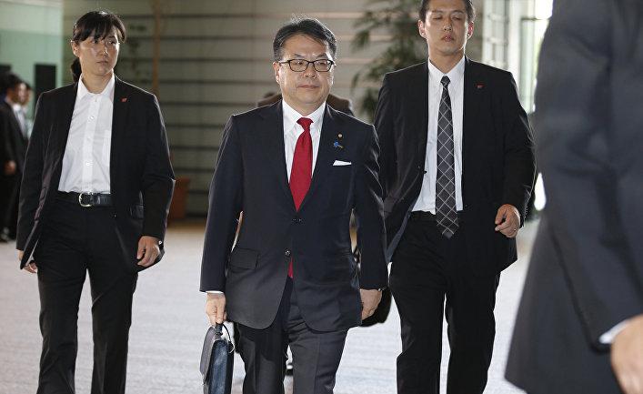 Премьер Японии назвал драгоценным шансом предстоящую встречу сПутиным