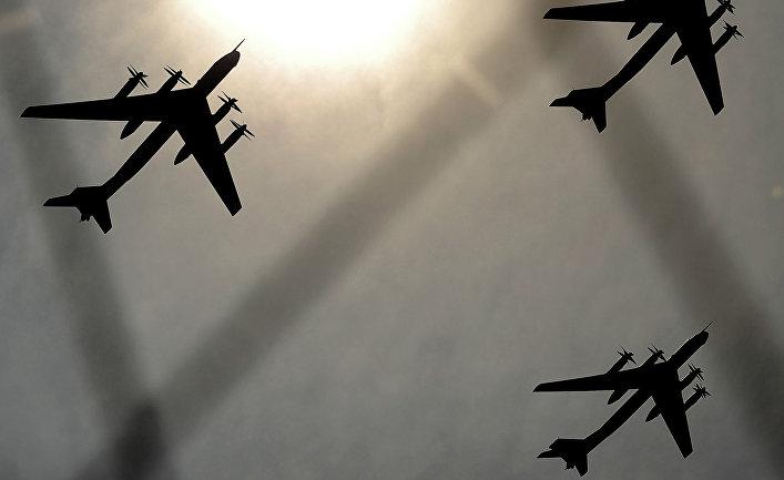 Самолеты ТУ-95