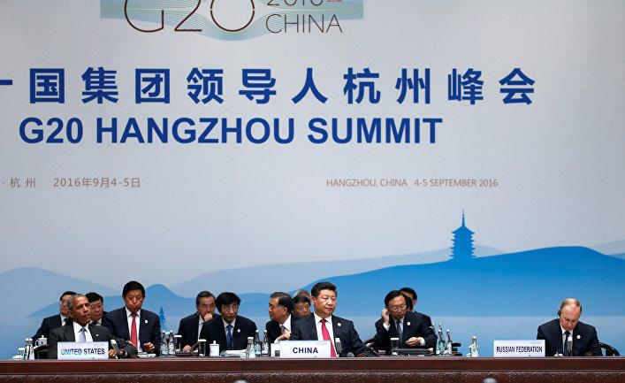 Путин: НаG20 интересы Российской Федерации были учтены