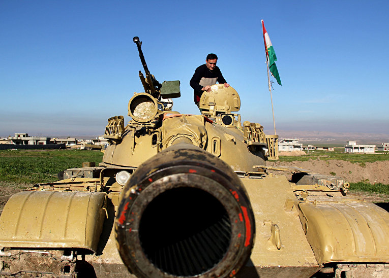 Ирак готовит официальный запрос Ирану о введении войск