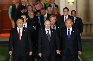 Супер Путин застает Вашингтон врасплох, заключая соглашения с Китаем и ОАЭ