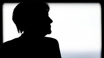 Канцлер Германии Ангела Меркель в Нидерландах