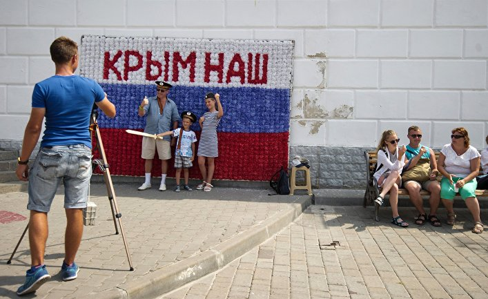 Пропагандистская ложь о Грузии и Крыме